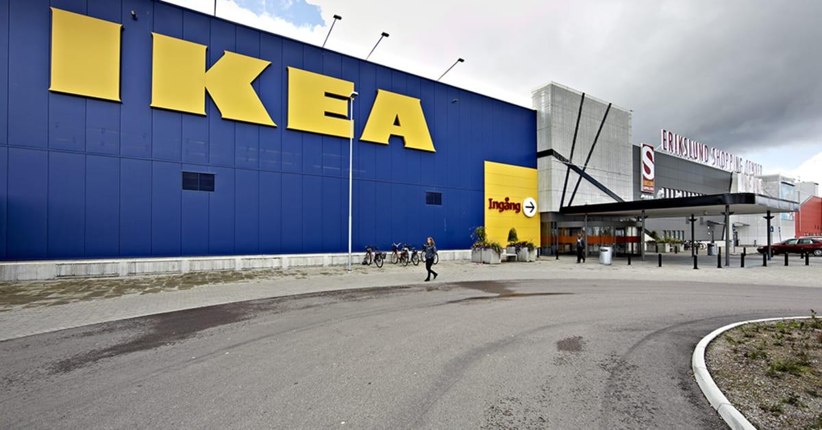 Ikea Erikslund I Västerås Har Löst Sitt Kylbehov Med Hjälp Av Mälarenergi Ab