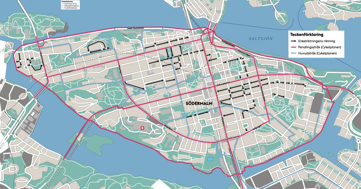 karta södermalm