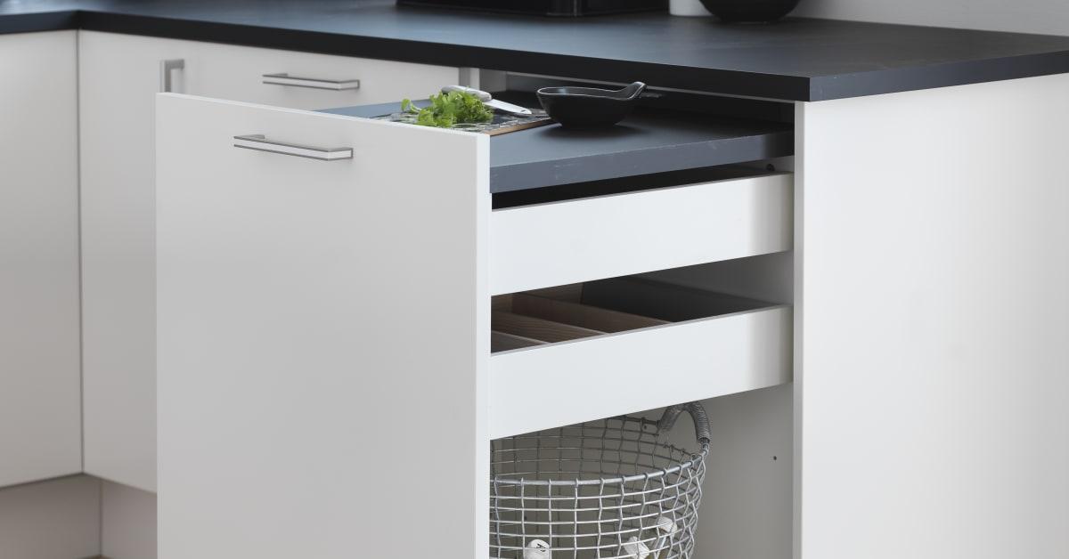 Sigdal kjøkken - Smart benk, Uno - Sigdal Kjokken AS