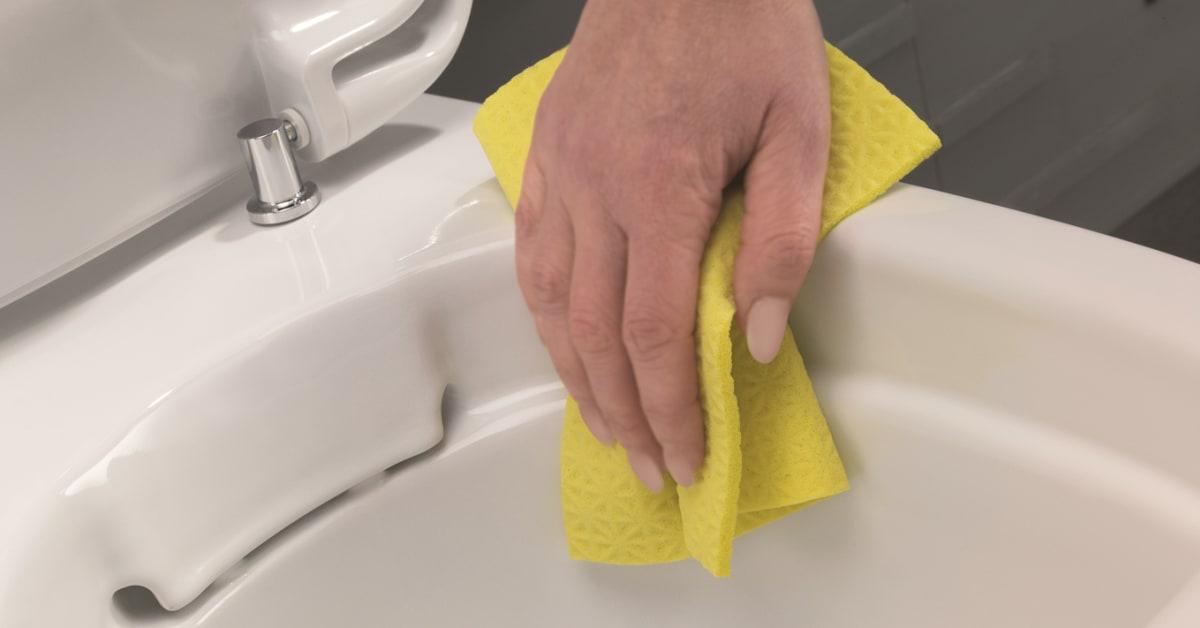 Ifö iCon Rimfree - toaletten utan spolkant - Ifö