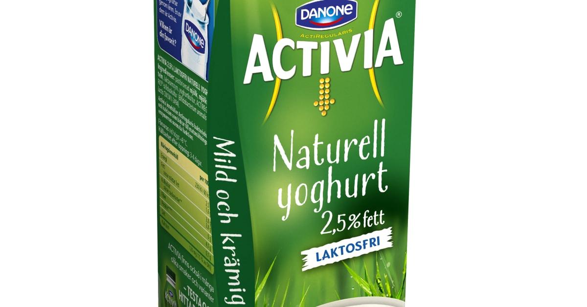 yoghurt bra för magen