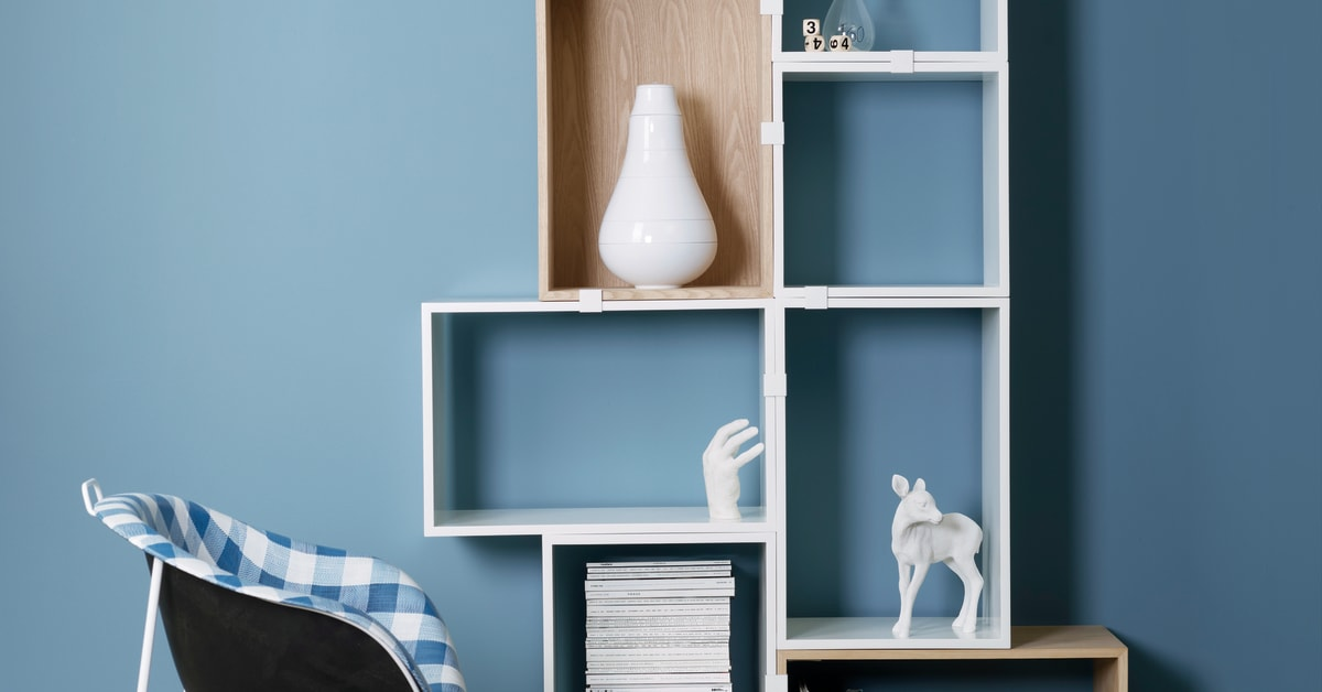 Gillar du blått? då kommer du gilla det här!   happy homes