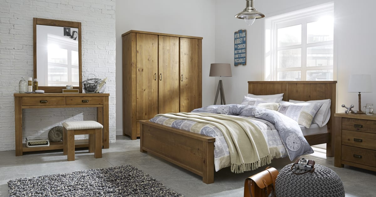 Dreams Camden Bedroom Furniture Range Dreams