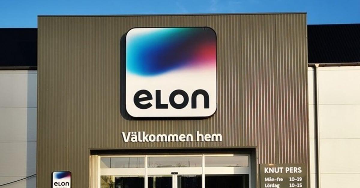 Elon bygger om och öppnar nytt - fyra butiker slår nu upp dörrarna i Sverige och Norge