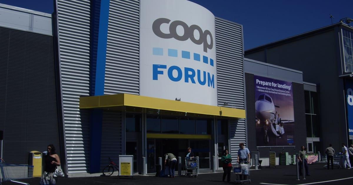 portal coop forum systemtext ab. Black Bedroom Furniture Sets. Home Design Ideas