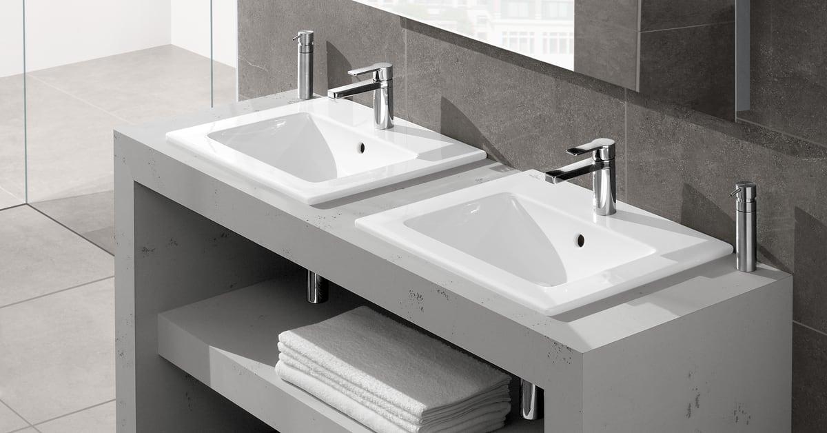 Teknik i badrummet – framtidens melodi   villeroy & boch gustavsberg