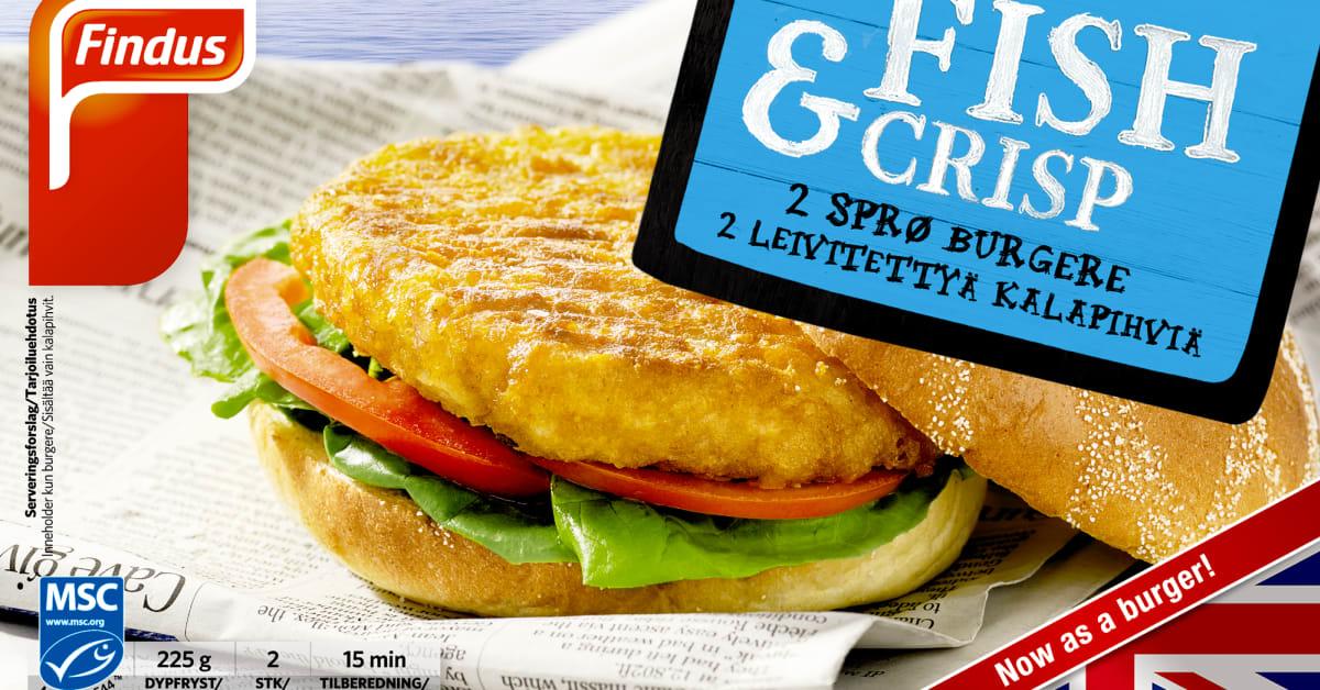 Findus fish and crisp tilberedning