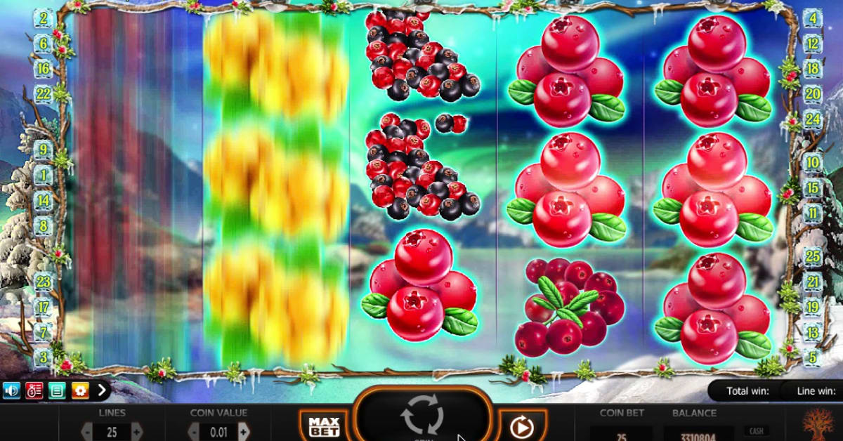winterberries online casino