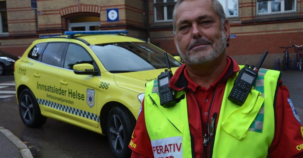 ambulansetjenesten oslo akershus