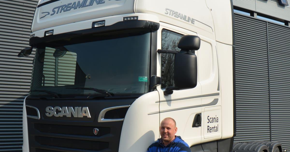 Scania R 520 V8 Euro 6 - nu som udlejningsbil - Scania Danmark A/S