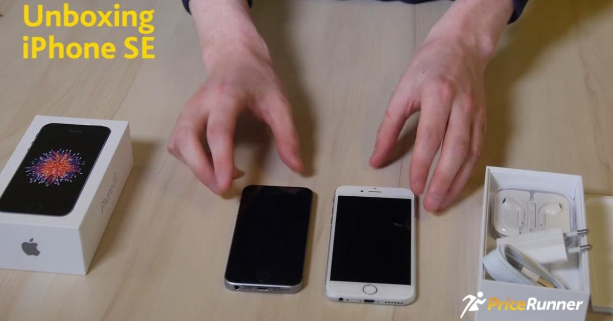 pricerunner iphone se