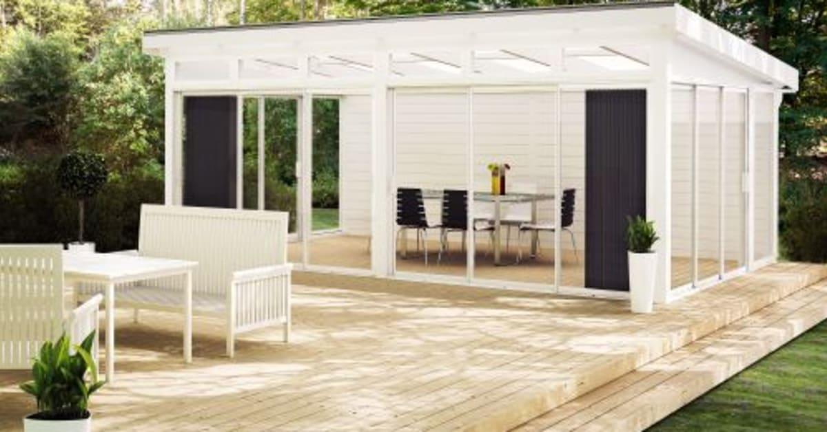 frittst ende hagestuer i sortimentet gr nt fokus as. Black Bedroom Furniture Sets. Home Design Ideas