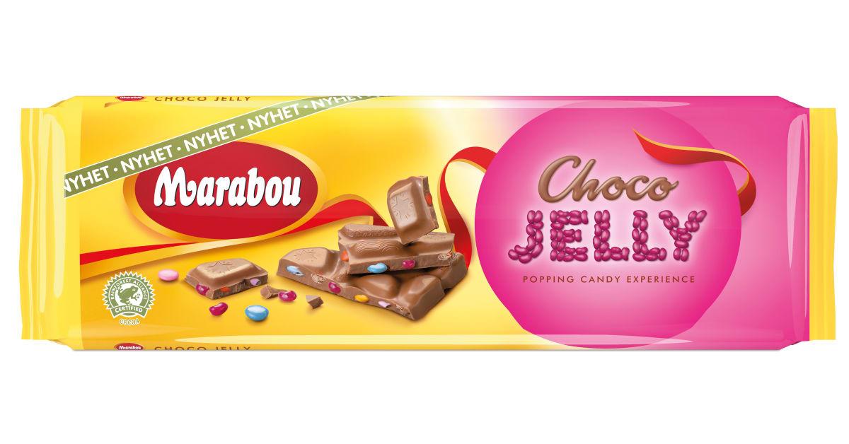 marabou choklad nyhet