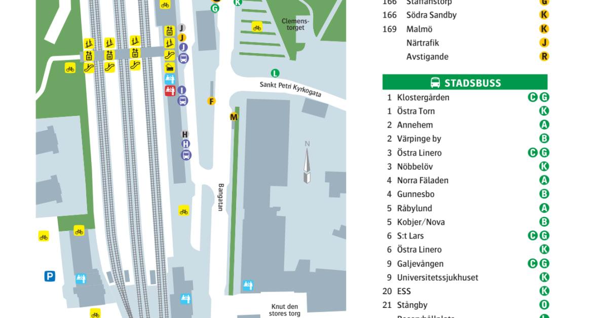 stockholm centralstation karta