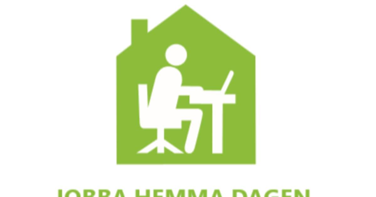 Arbeta Hemma Dagen - 5 maj är Jobba Hemma-dagen Fores