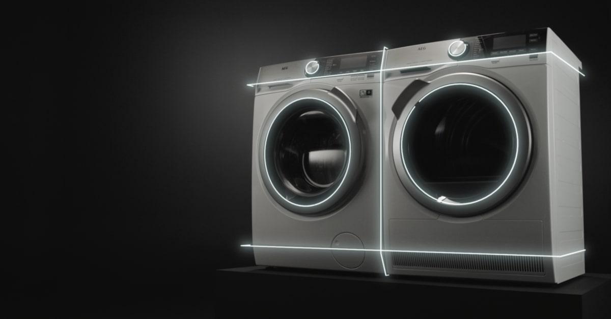 aeg endrer spillereglene for klesvask med ny vaskemaskin og electrolux. Black Bedroom Furniture Sets. Home Design Ideas