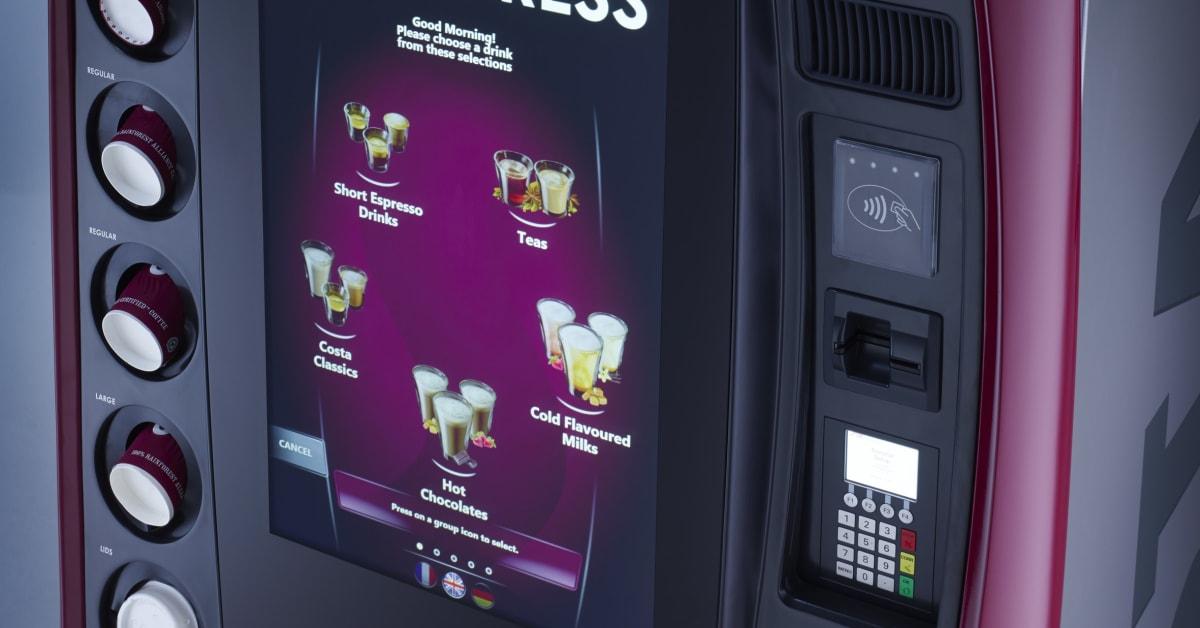 Costa Express Installs 6 000th Self Serve Coffee Bar