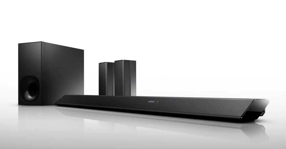 Wireless Surround Sound Made Simple Sony Uk