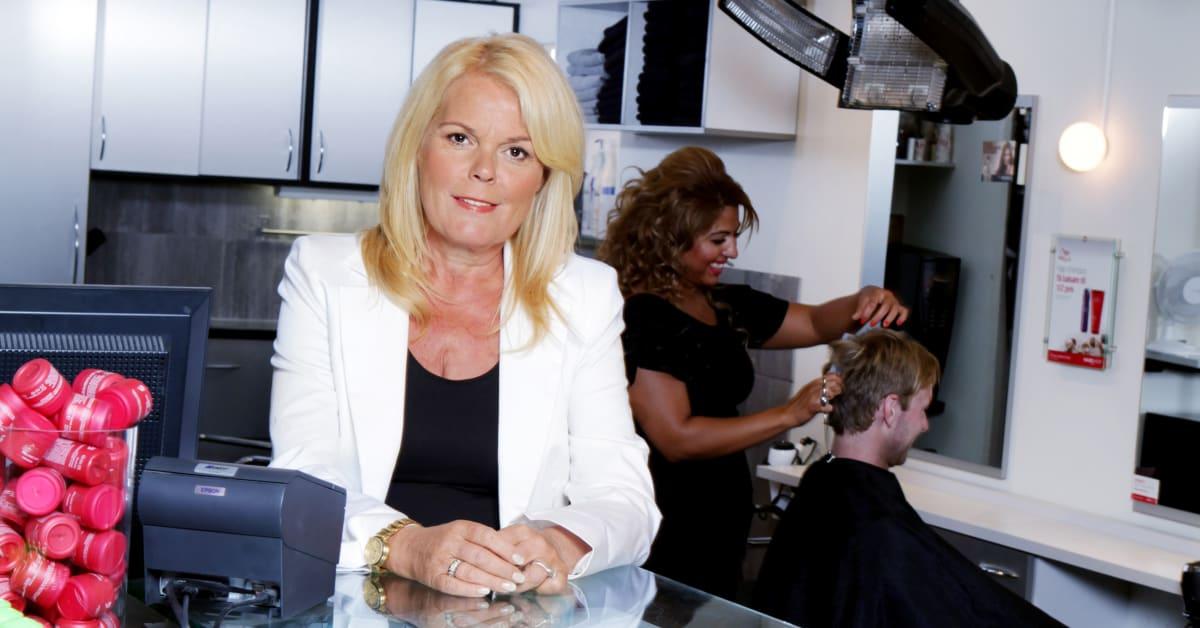Inger Ellen Nicolaisen - gründer - HairShop Frisør