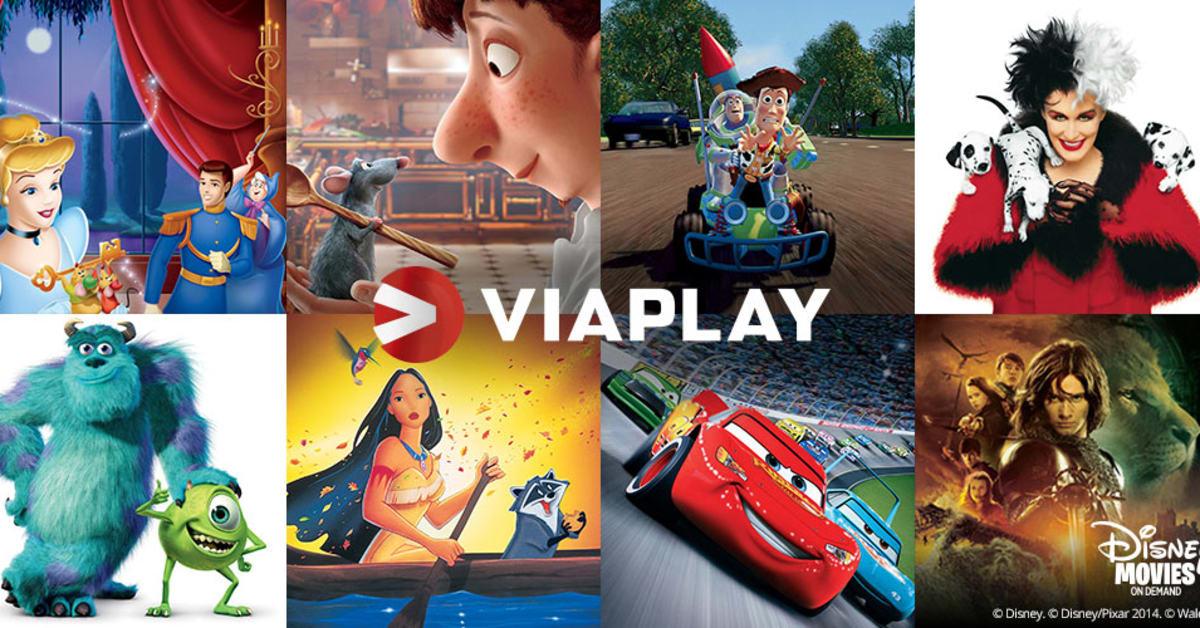 Viaplay Disney