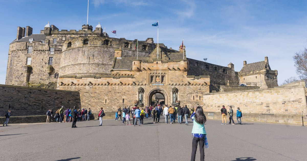 VisitScotland CEO hails latest visitor numbers - VisitScotland