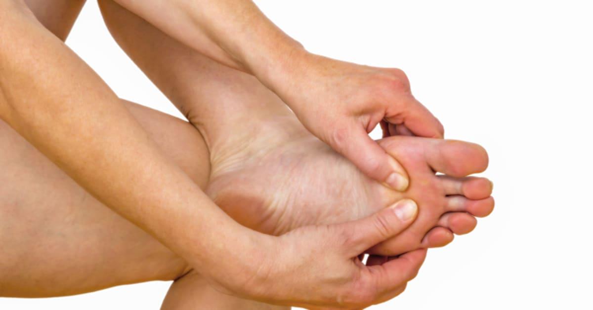 Füße Kontakte