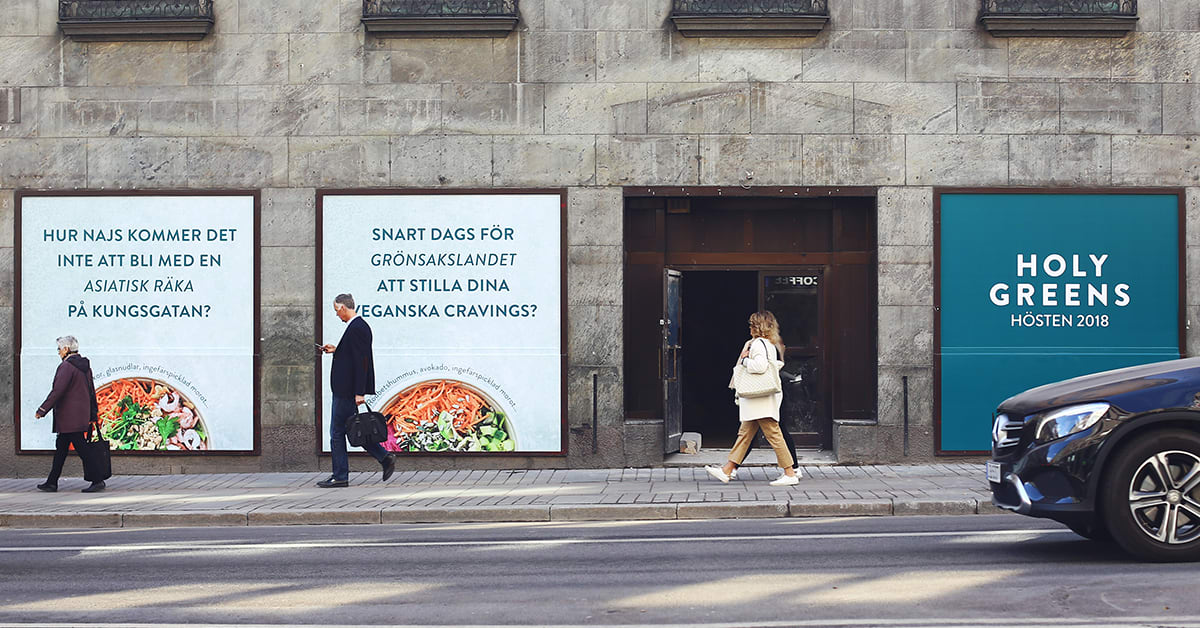 Krogar pa 100 av stockholms gator
