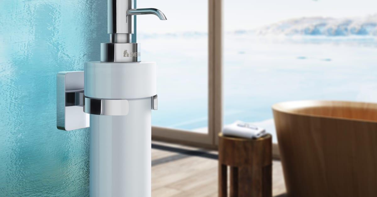 Ice, den nya badrumsserien från smedbo   smedbo