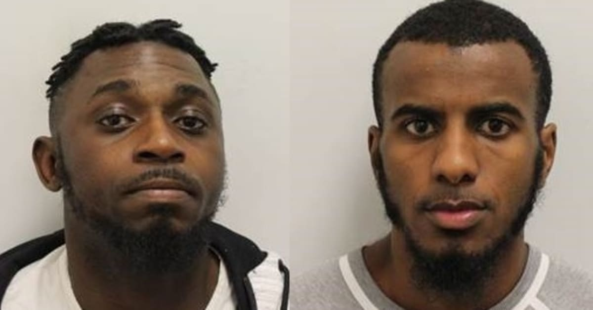 Two gang members jailed for total of 26 years following proactive operation