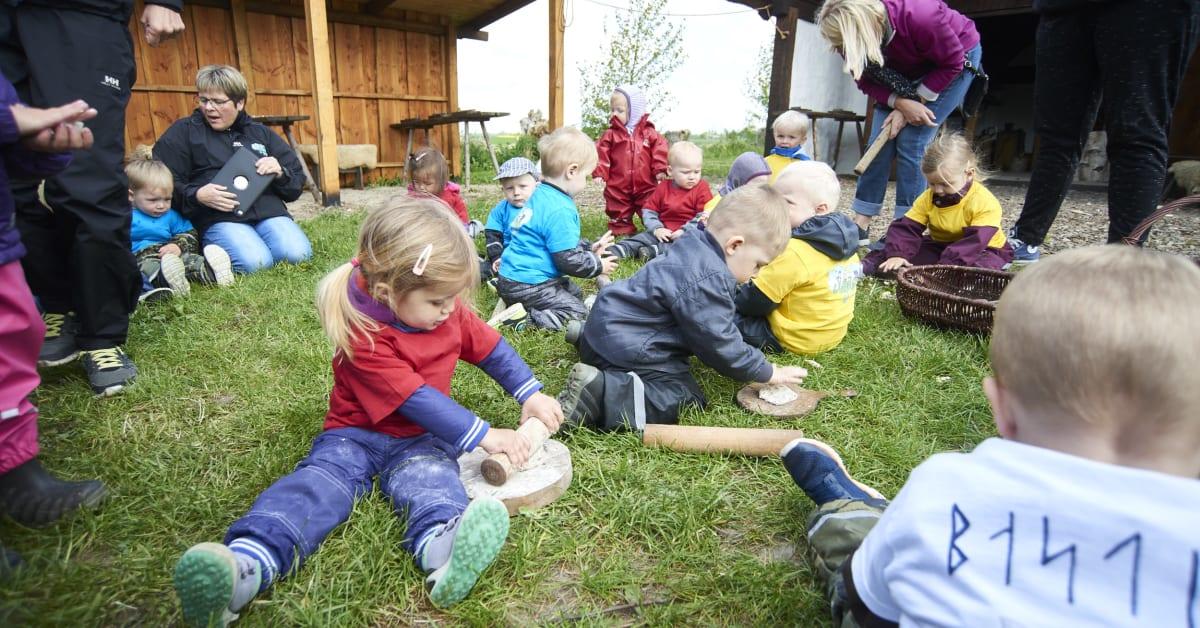 trelleborg vikingeborg 2015
