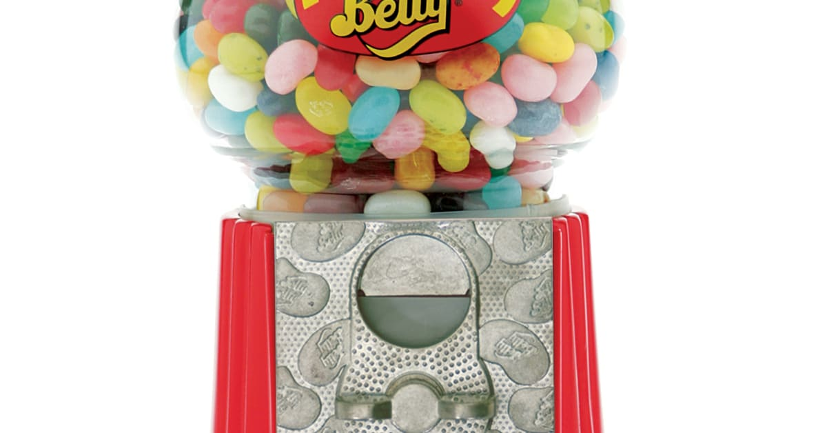 jelly belly mini bean machine. Black Bedroom Furniture Sets. Home Design Ideas