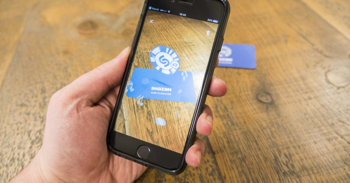 shazam launches first scaled augmented reality solution for brands