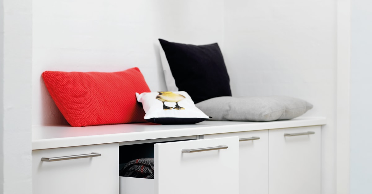Geniale løsninger til små hjem - JKE Design