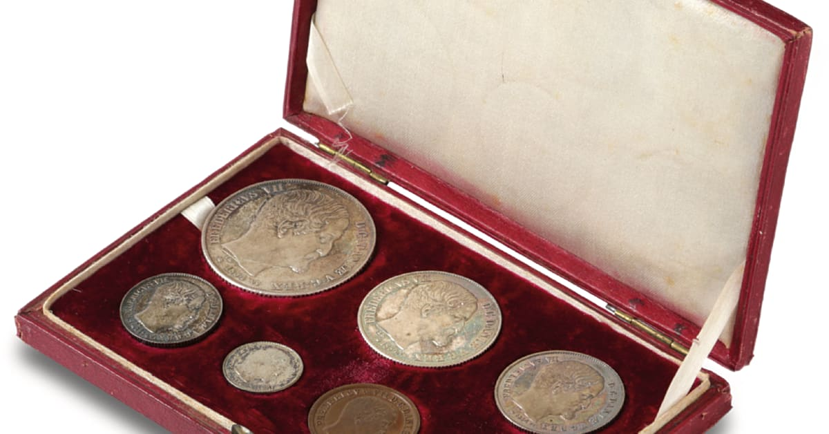 Great Coin Collections up for Auction in Copenhagen - Bruun