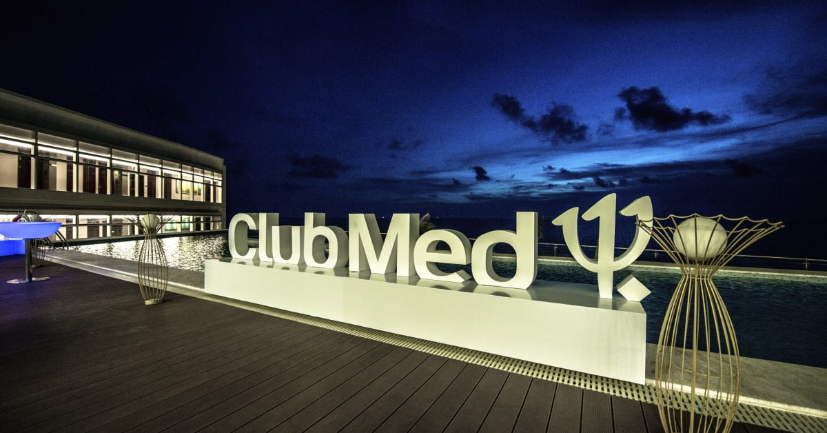 club med service concept This incredible and uniquely club med concept of renting an entire resort,  ensures you have  ensure no detail is overlooked with our full service team of  staff.