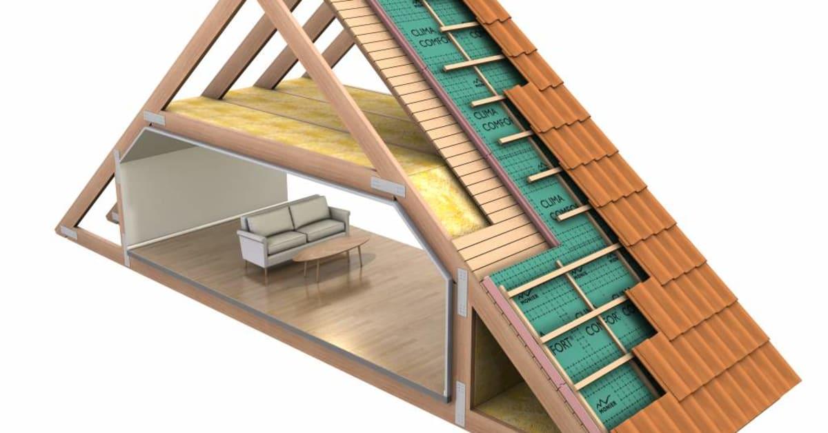 Test på 1 1/2-planshus visar minskad fukt, ökad värme och komfort ...