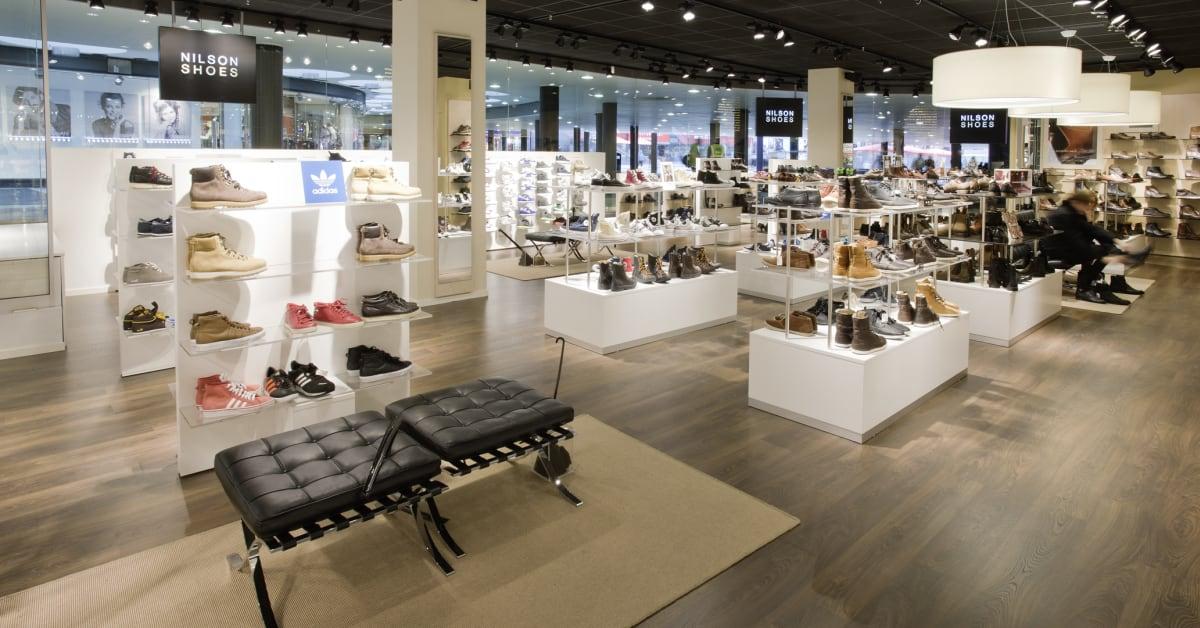 Nilson Shoes öppnar på Bromma Blocks NilsonGroup