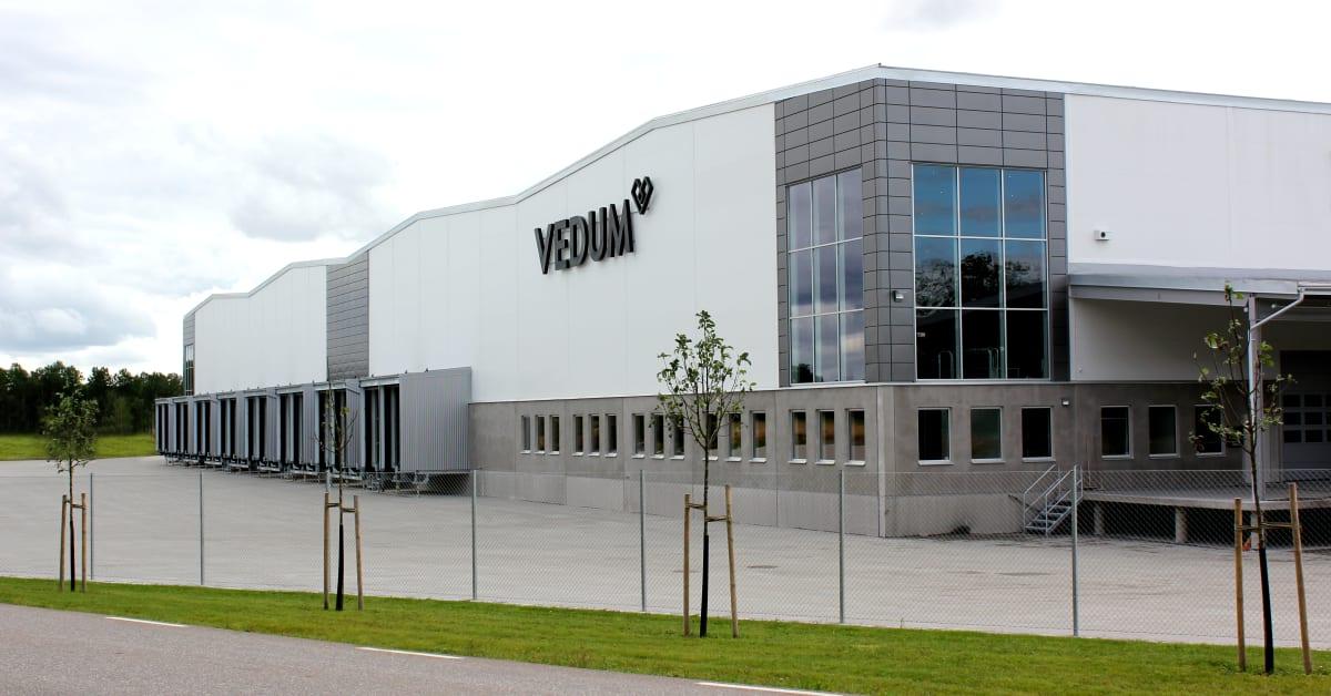 Vedum Kok Och Bad : Vedums nya lagerlokal  Vedum Kok och Bad AB