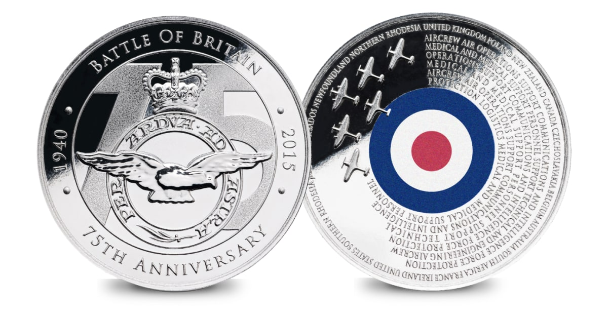 250,000 free commemorative medals available to the public to