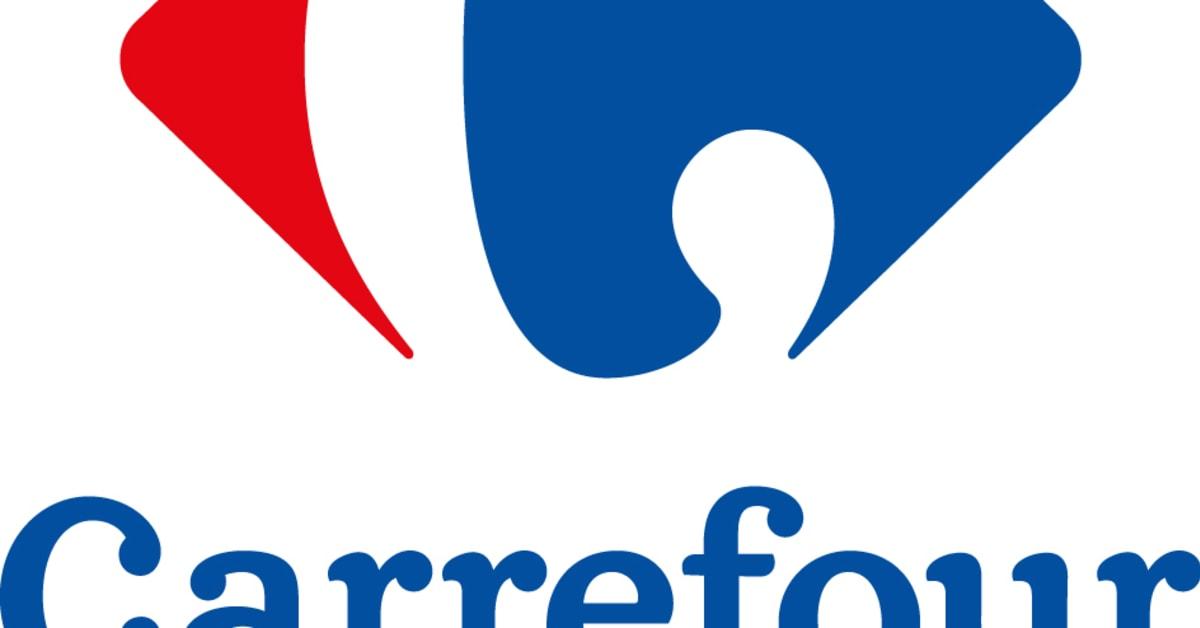Carte Carrefour Prepayee.Logo Carrefour Belgium Visa Belgique