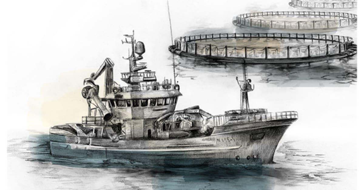 regjeringen sin havstrategi