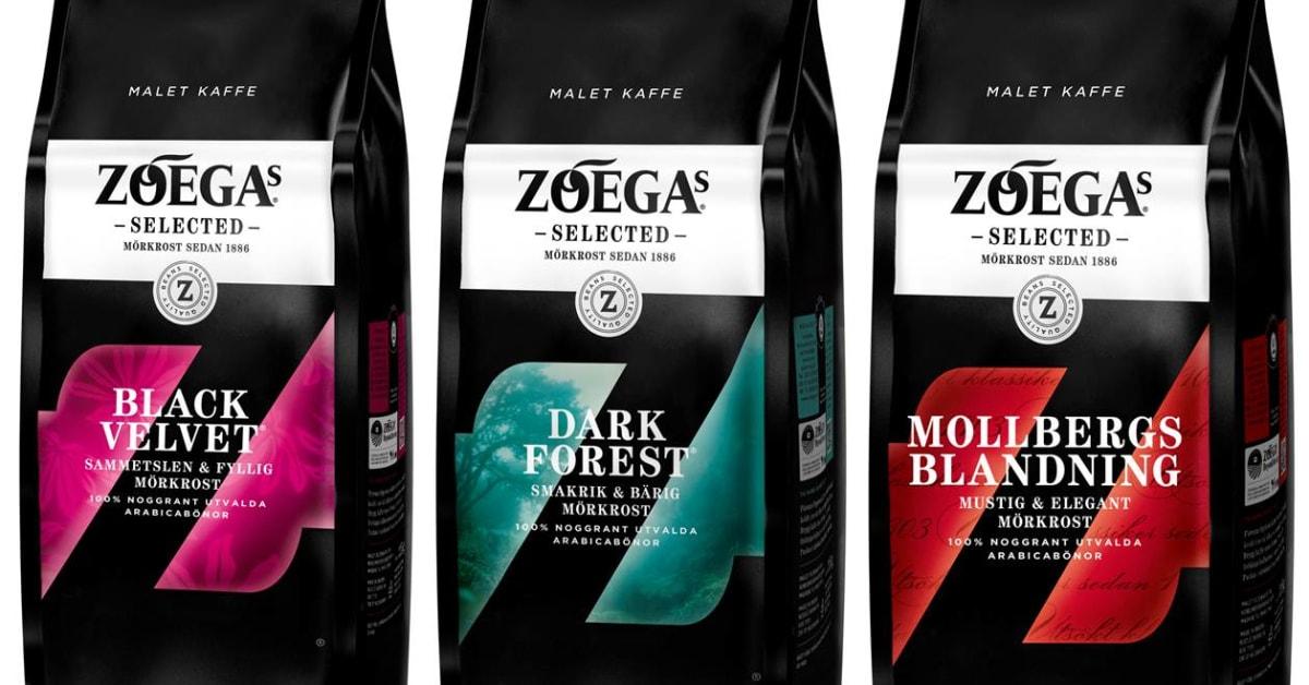kaffesorter i sverige