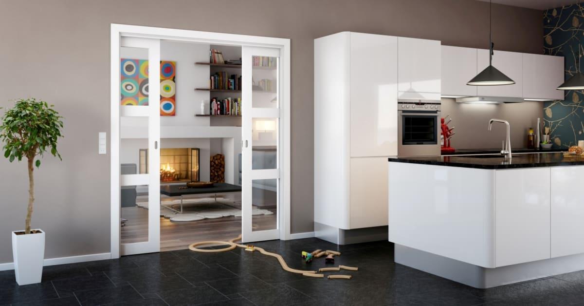 skyded ren giver mere plads swedoor jw. Black Bedroom Furniture Sets. Home Design Ideas