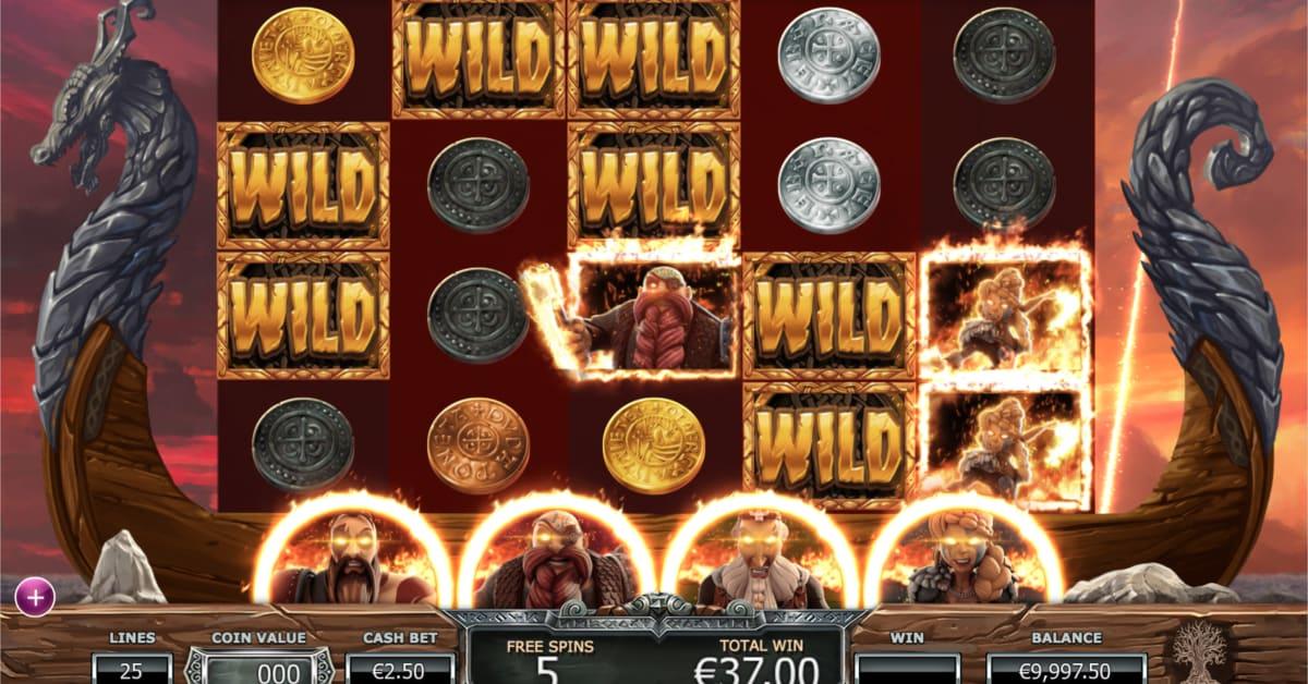 Vikings Go Berzerk - Rizk Casino