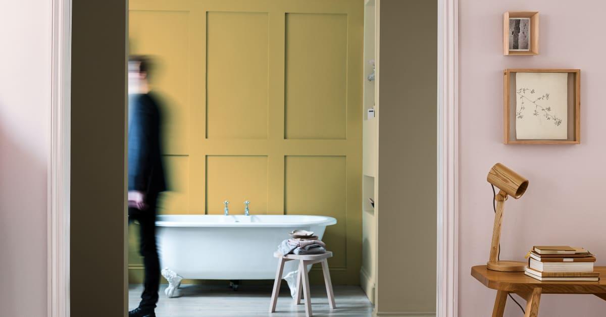 nordsj presenterar colour of the year 2016 ochre gold nordsj. Black Bedroom Furniture Sets. Home Design Ideas