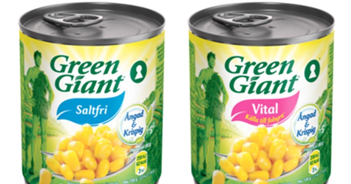 Nyheter Fran Green Giant General Mills Scandinavia Ab