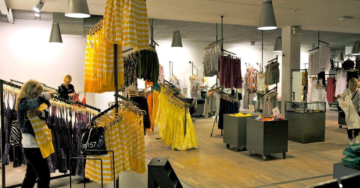 Fashion retail brand strategy