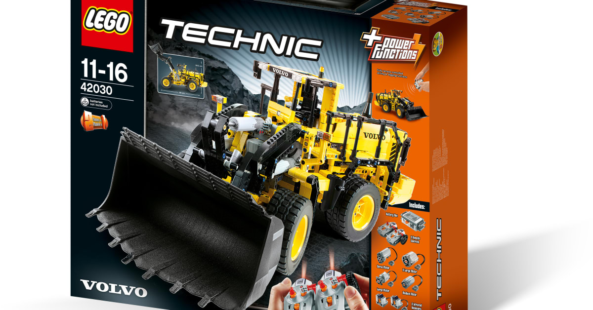 lego technic instructions 42065