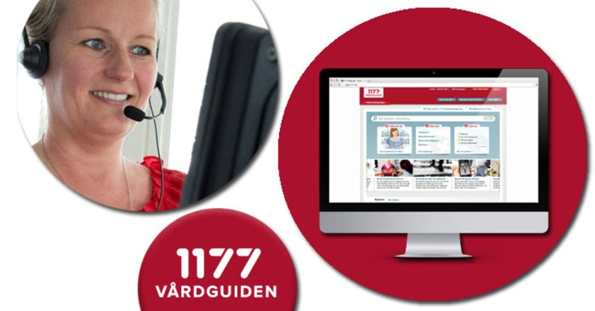 Toppresultat för 1177 Vårdguiden - Användarnas höga betyg kvitto... - 1177  Vårdguiden