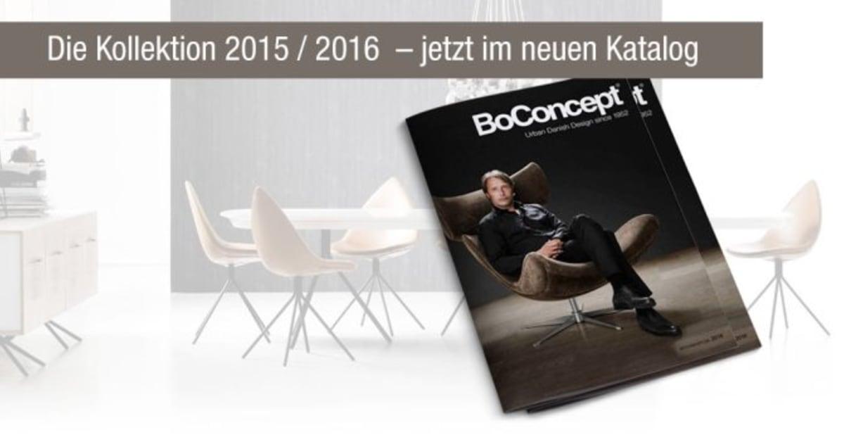 Boconcept Fall In Love 2016 Der Neue Katalog Ist Da
